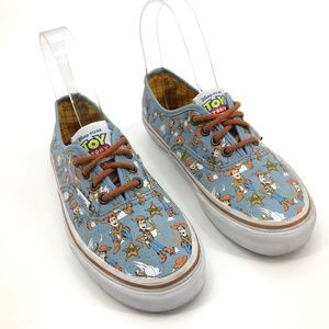 Vans x Toy Story Woody Lace Up Sneakers